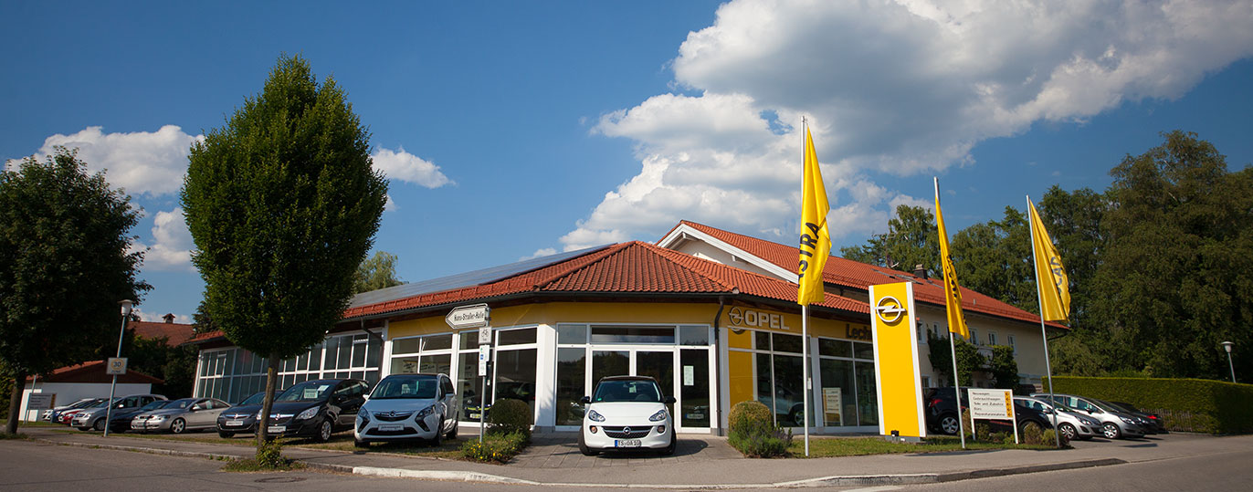 Autohaus Wagner - Opel Werkstatt