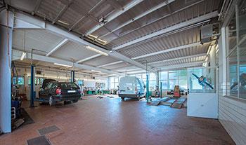 Opel Werkstatt