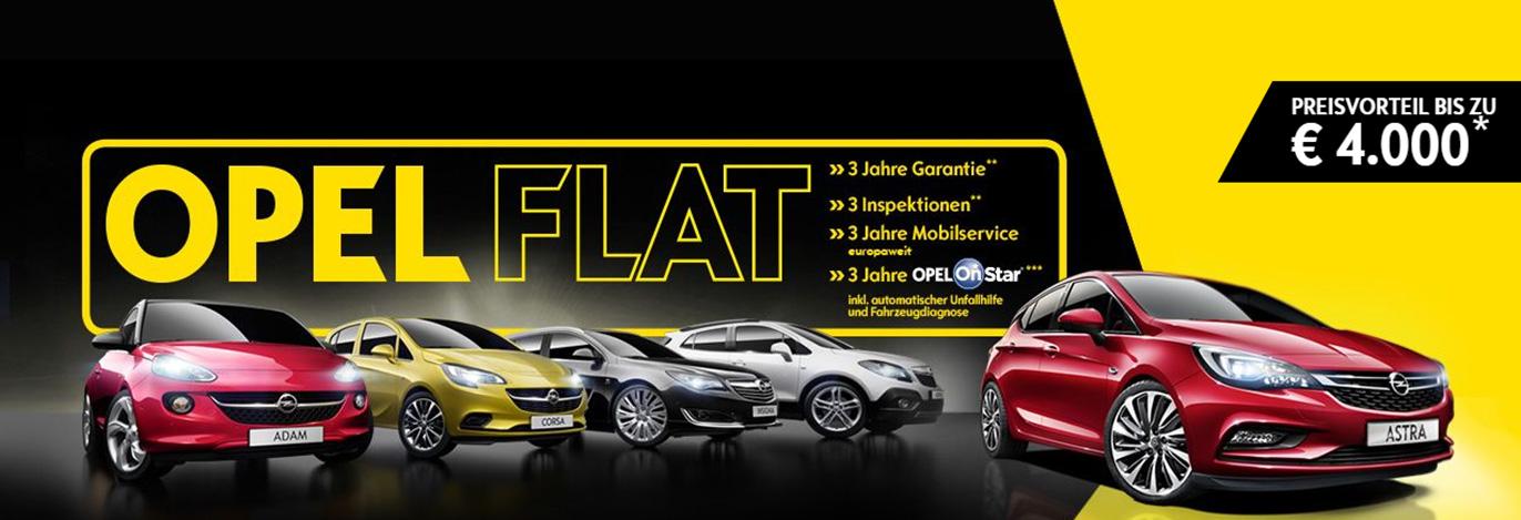 Opel FLAT