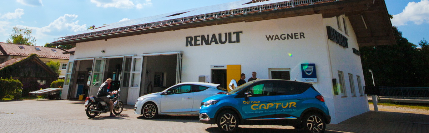 Autohaus Wagner Renault