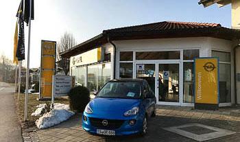 Opel Aussenansicht