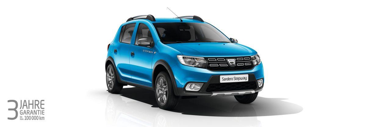 Autohaus Wagner - Dacia Sandero Stepway Celebration